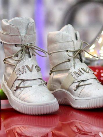 MVP Fitness Street Hard Tennis Shoes – White